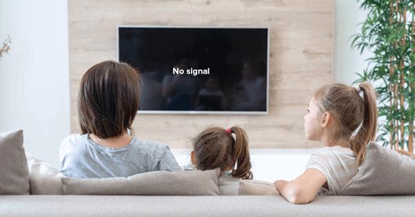 Anda pun tak perlu khawatir si kecil menyaksikan siaran yang tidak sesuai dengan tayangan usianya