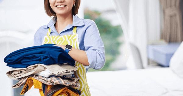 Jasa mencuci pakaian, kedepan akan sangat dicari oleh masyarakat.